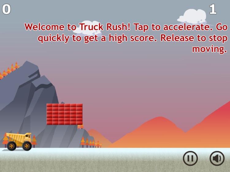 Truck Rush HD Free screenshot-4