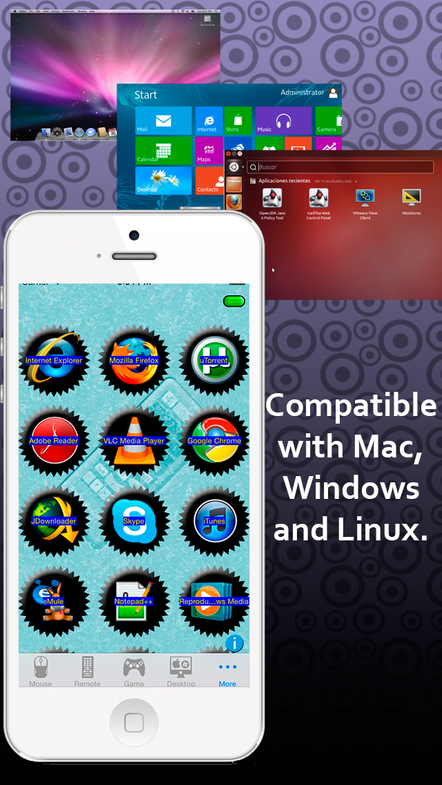 Foto do iRemote Computer