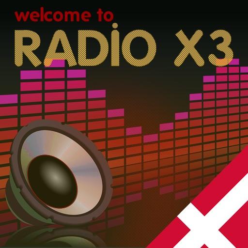 X3 Denmark Radios - Radioer fra Danmark