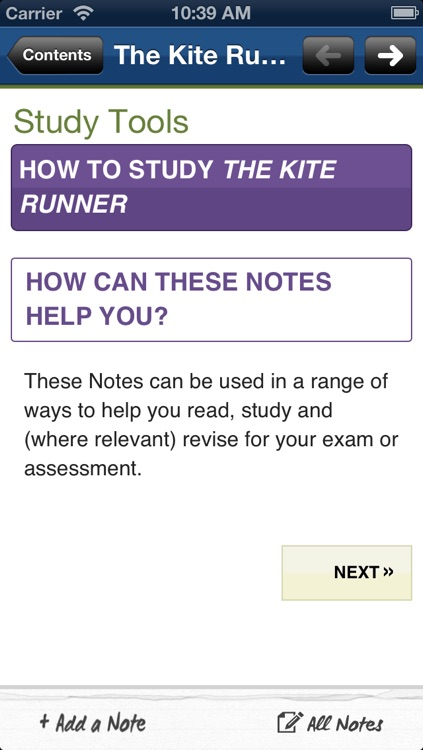 The Kite Runner York Notes AS and A2