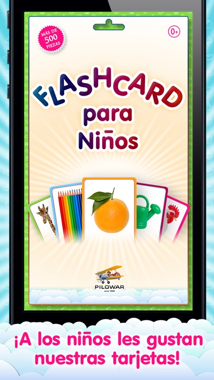 Spanish Flashcards for Kids and logic game «Find a Picture» screenshot-4