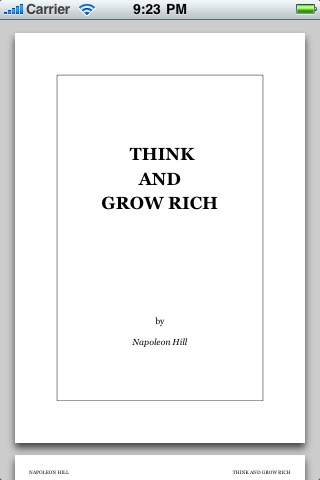 Thnk and Grow Rich-#2 in the Prosperity & Success Series