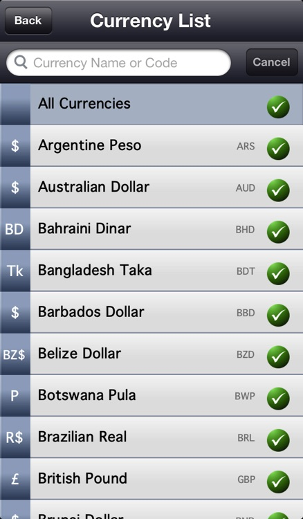 Currency Exchange - Currency Converter screenshot-3