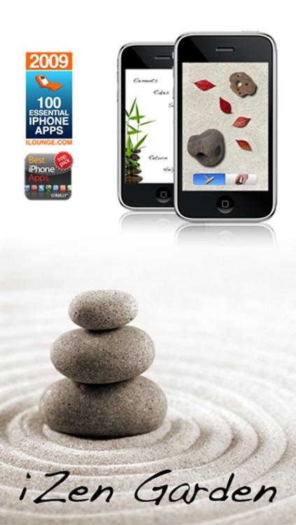 iZen Garden 2 - Portable Zen Garden