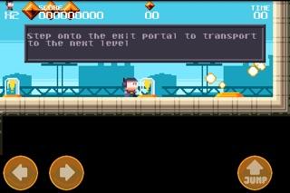 Screenshot #1 pour Meganoid