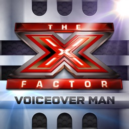 X Factor Voiceover Man