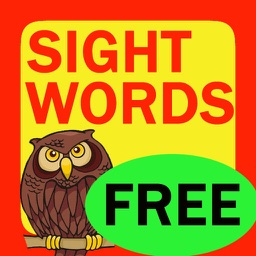 Sight Words Flashcard Lite Free - for kids in preschool, pre-k, kindergarten and grade school