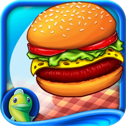 Burger Bustle HD icon