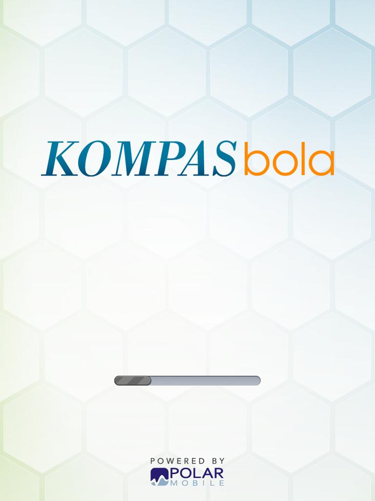 Kompas Bola for iPad Screenshot