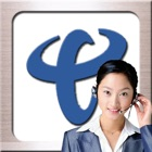 中国电信营业厅 icon