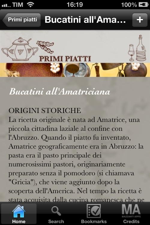 La Cucina Regionale Italiana screenshot-4
