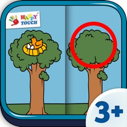 Activity Find The Difference - Game For Kids Free (by Happy-Touch® Apps for Kids)