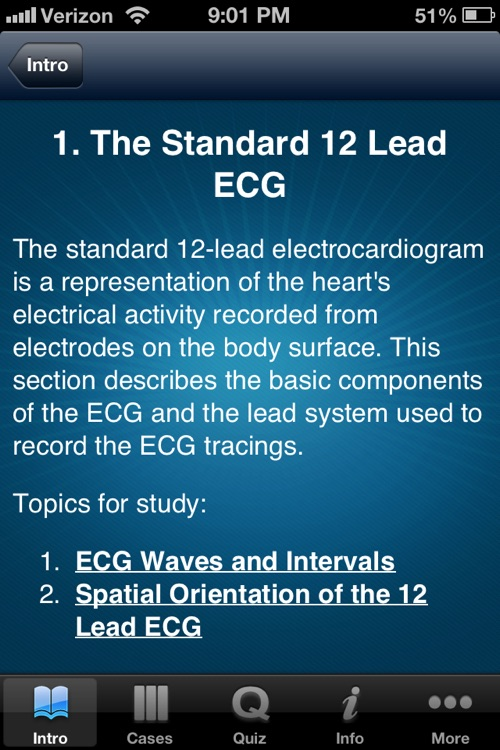 ECG - An Electrocardiogram Review for Healthcare Professionals