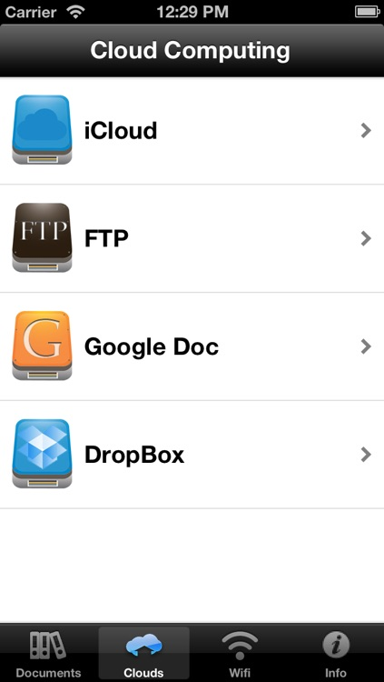 File Manager screenshot-1