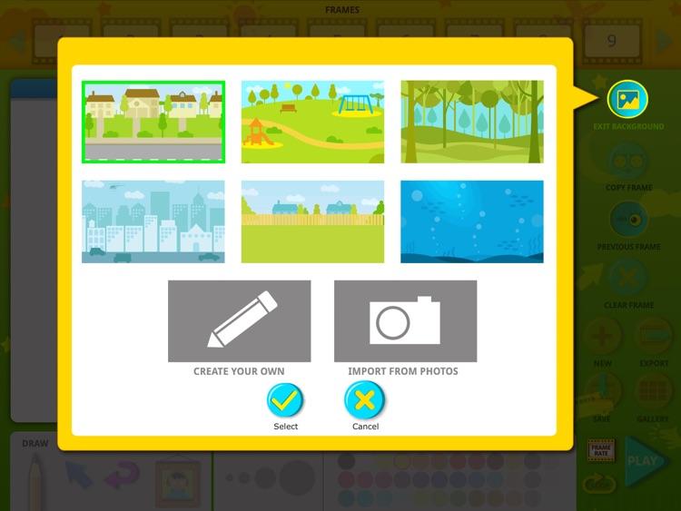 ABCya Animate screenshot-4