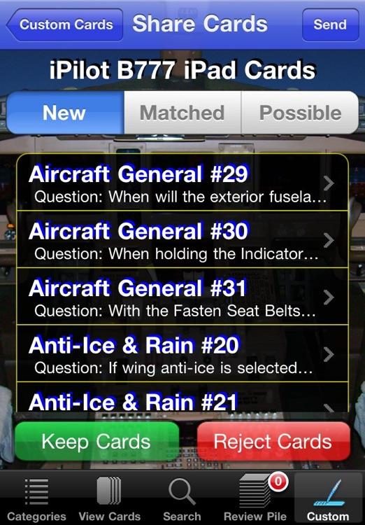 iPilot B777 Aircraft Study Guide screenshot-4