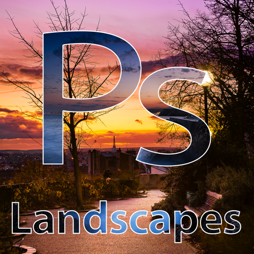 Learn Photoshop Landscapes Retouching edition