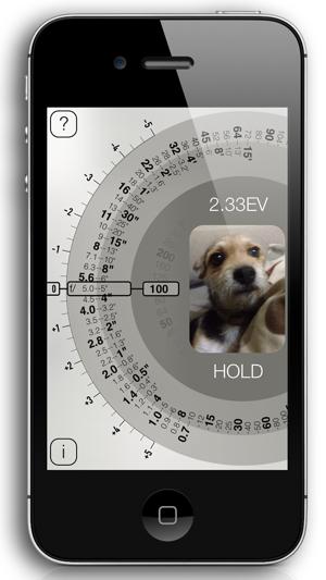 Light Meter Wheel On The App Store