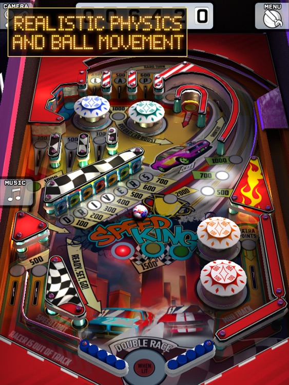 Art of Pinball HD - Speed King