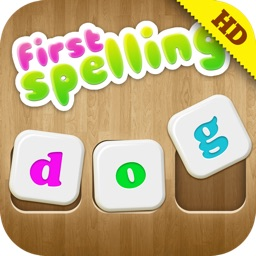 My First Spelling - HD
