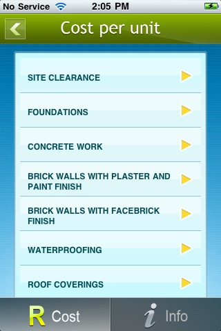 Building Cost Calculator - Residential screenshot-3