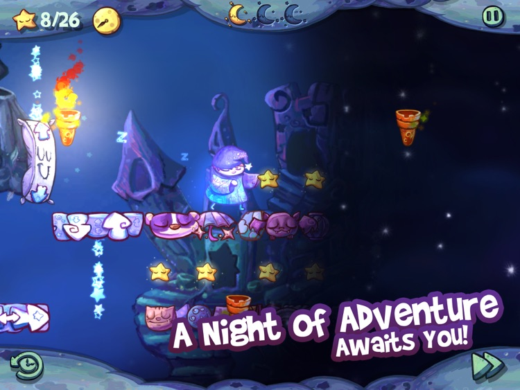 Sleepwalker's Journey HD screenshot-4