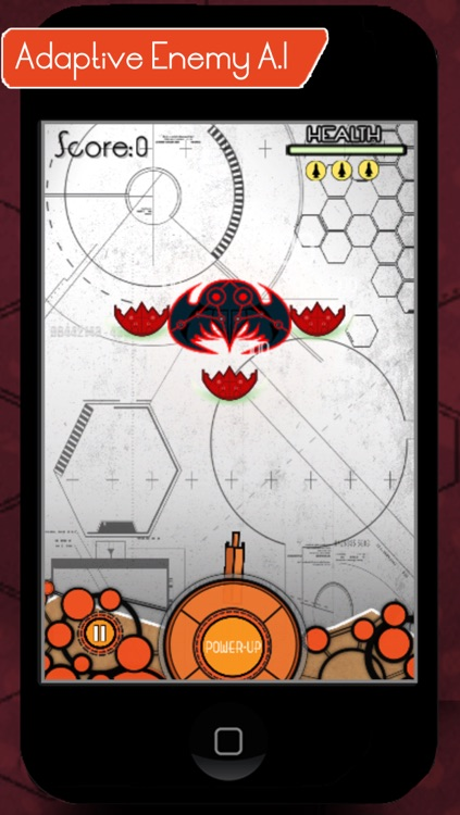 Ricochet: Retro Space Shooter screenshot-4