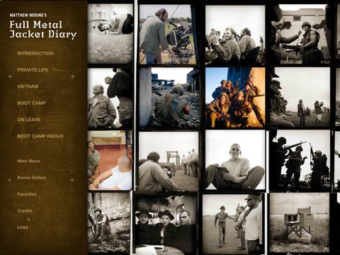 Full Metal Jacket Diary Screenshots