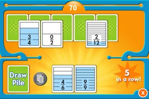 Everyday Mathematics® Equivalent Fractions™ screenshot-3