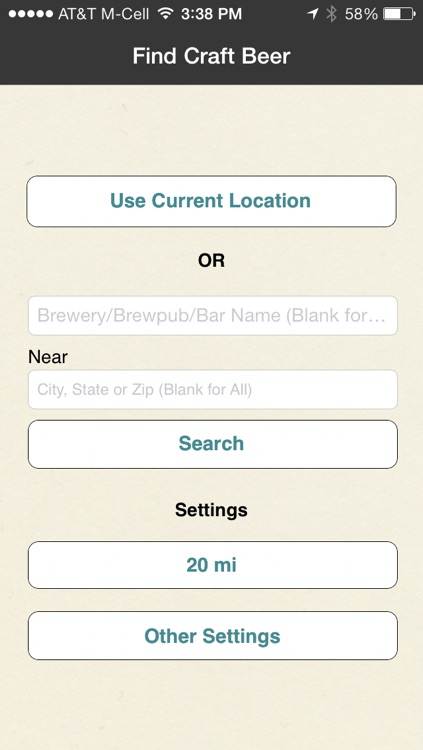 Find Craft Beer