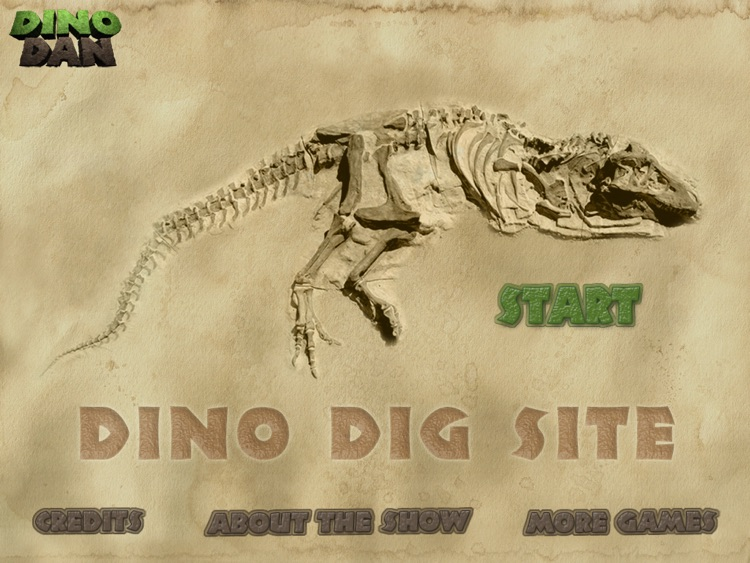 Dino Dan: Dino Dig Site screenshot-0