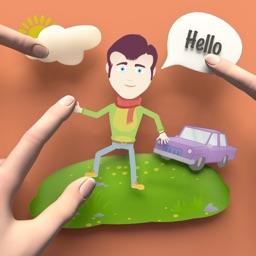 Animation Creator Hd - Build Cartoon