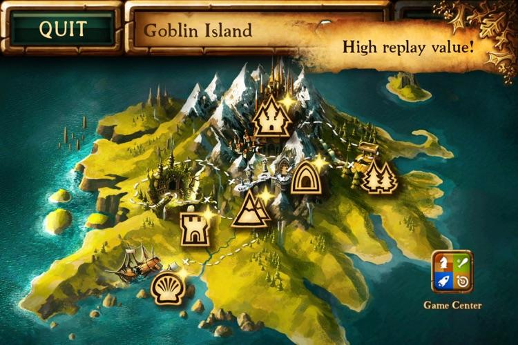 Kids vs Goblins screenshot-3