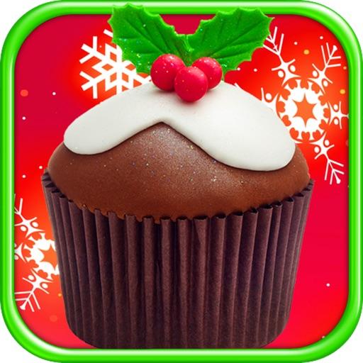 Christmas Cupcakes : Make & Bake FREE!