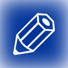 Curseur éditeur de courrier touches icon