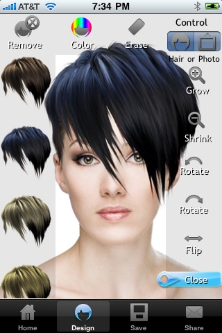 Redo Hairstyle screenshot-1