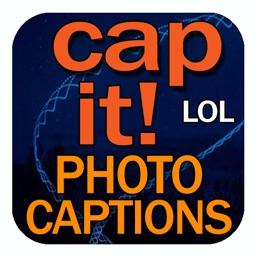 Cap It! LOL - I'd Caption That Photo!