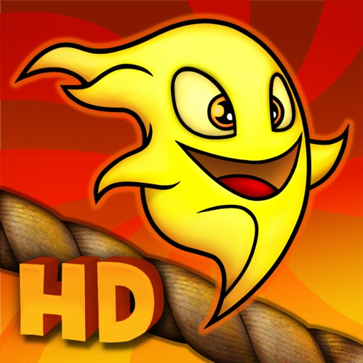 Burn the Rope HD icon