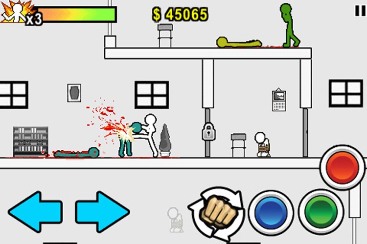 AngerOfStick-Friend screenshot-3