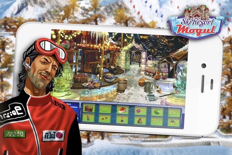 Ski Resort Mogul Lite