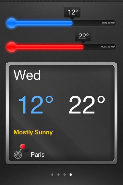 Thermometer° screenshot-3