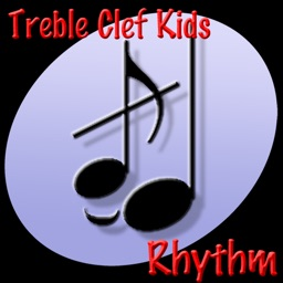 Treble Clef Kids - Rhythm for iPhone