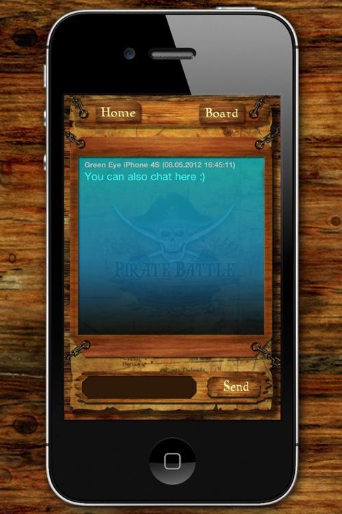 Pirate Battle - Battle by Ships screenshot-3