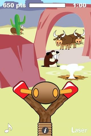 Slingshot Cowboy Plus