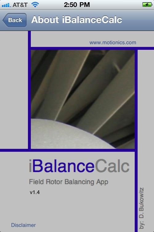iBalanceCalc screenshot-0