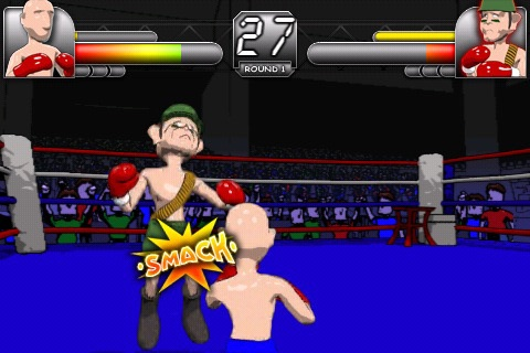 Smack Boxing Lite screenshot-0