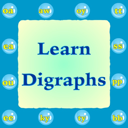 Learn Digraphs Preschool Kindergarten Reading Writing and Spelling