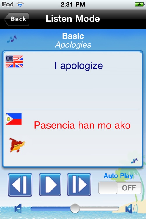 Learn Ilonggo screenshot-3