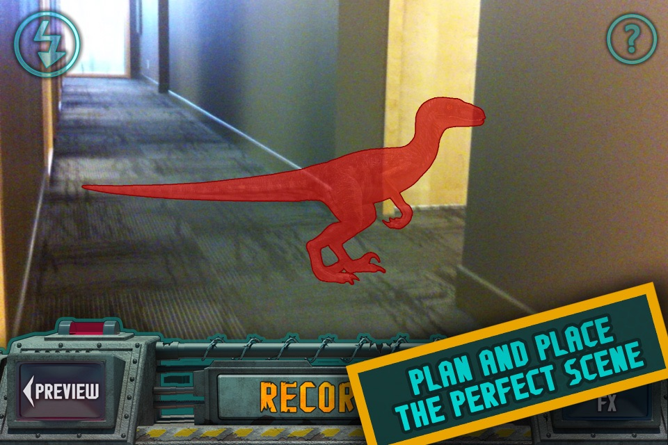 Dino Movie Maker: dFX (Special effects from the new TV show Primeval New World) hack tool