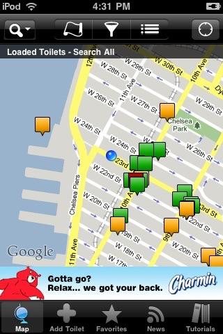 SitOrSquat: Bathroom Finder screenshot-4